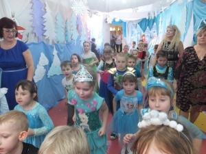 Bal karnawałowy w przedszkolu
