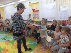 """""""Bezpieczny przedszkolak"""" - turniej wiedzy o bezpieczeństwie"""