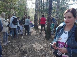 Piknik rodzinny w szkółce leśnej w Strzałkowie