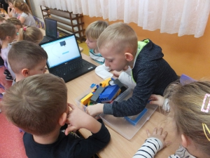 Warsztaty budowania robotów