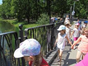 Wycieczka do Lasu Łagiewnickiego