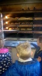 Wycieczka do piekarni