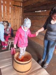 Z wizytą w Zagrodzie Tatarskiej
