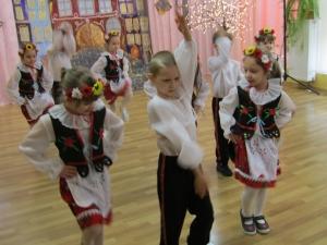 Konkurs tańca w PP nr 6 2017
