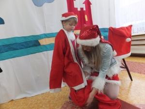Spotkanie z Mikołajem 2016