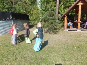 Piknik rodzinny w Strzałkowie