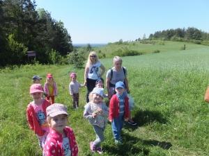 Wycieczka do Przedborskiego Parku Krajobrazowego 2017